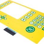 Membrane Keyboard Access Control